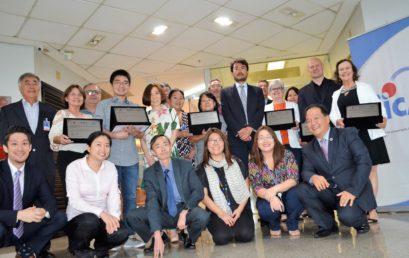 Reunião das Associações de Ex-bolsistas JICA