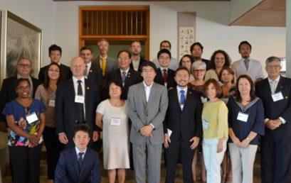 XII Encontro Nacional das Associações de Ex-bolsistas do Governo Japonês