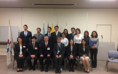 Depoimento – Massashi Yasunaga (JICA – Capacitação de gestores voltada para Empreendedores e Sucessores)