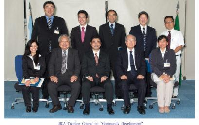 Depoimento – Massashi Yasunaga (JICA – Treinamento para Revitalização Regional)