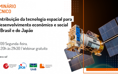 28/09/2020 – Seminário: Contribuição da tecnologia espacial para o desenvolvimento econômico e social